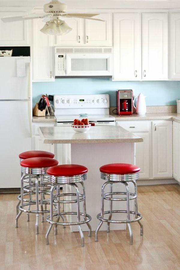 25+ best ideas about Küche retro on Pinterest Retro couch, Art - küche mit folie bekleben