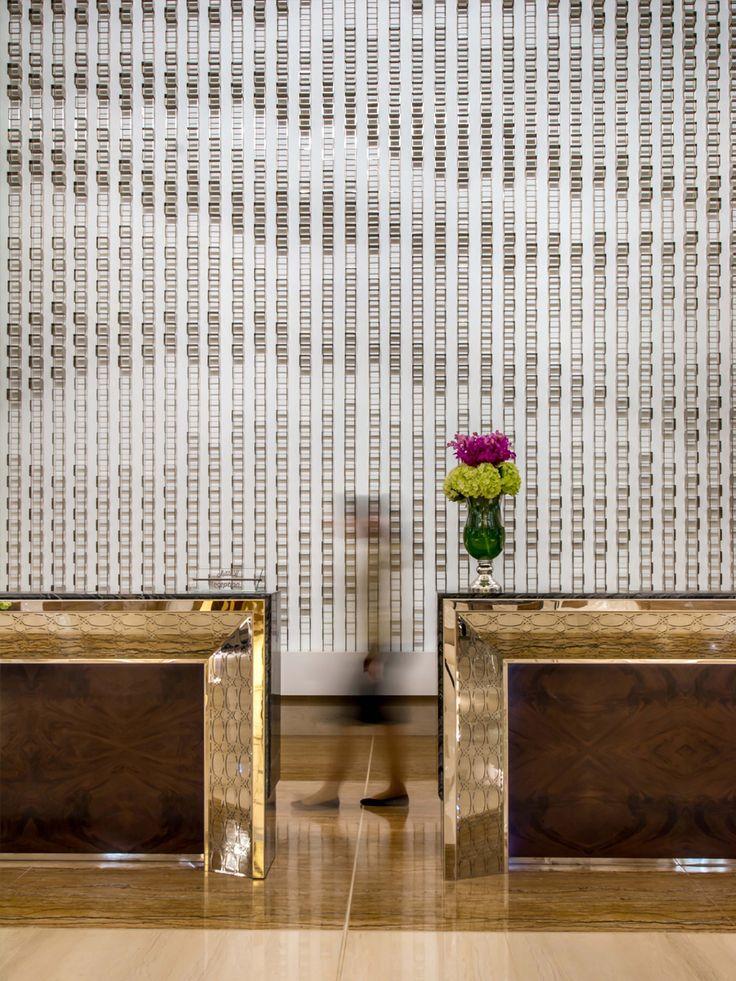 'Drift', Kempinski Hotel Lobby | Giles Miller Studio