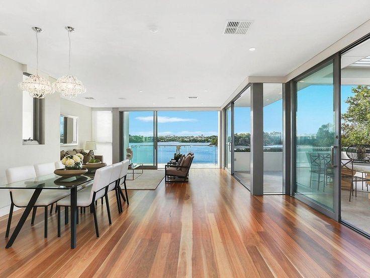 5/5/15 Sylvania, NSW Sales Agents - Liam Tsaprazis and Davey Hong McGrath - Brighton Le Sands 02 8579 9788 #livingroom #ocean #Sydney #views