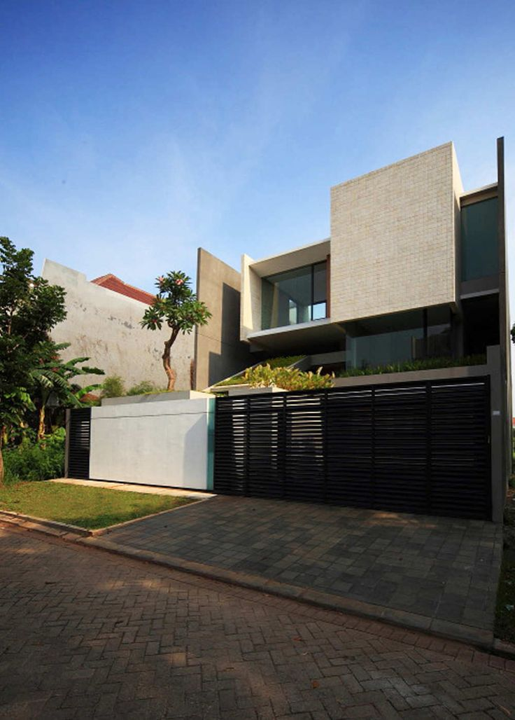 Best IDPROJECT Images On Pinterest Architecture Arches And - Modern house jakarta
