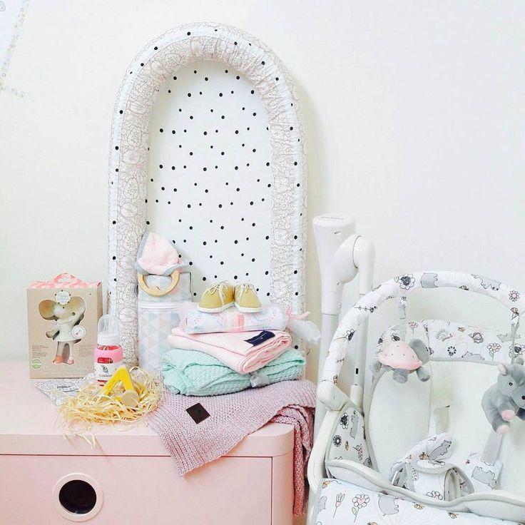 """Polubienia: 54, komentarze: 1 – Babyboutik.pl (@babyboutik.pl) na Instagramie: """"Dzień dobry 💖💖💖 Dla małej księżniczki nigdy nie jest za slodko 💖💖💖 """" Wyprawka domowa- zestaw…"""""""