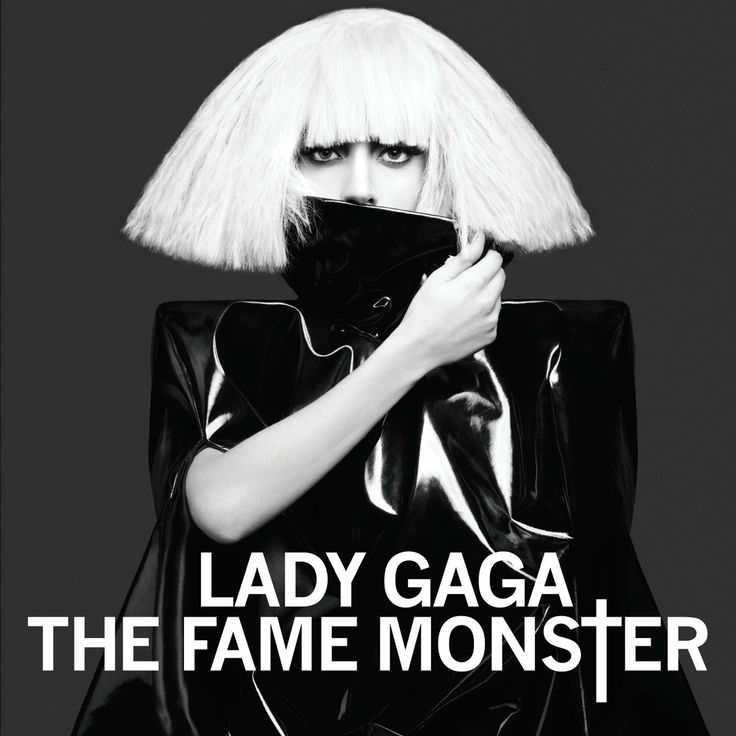 Lady Gaga – The Fame Monster. 2009.