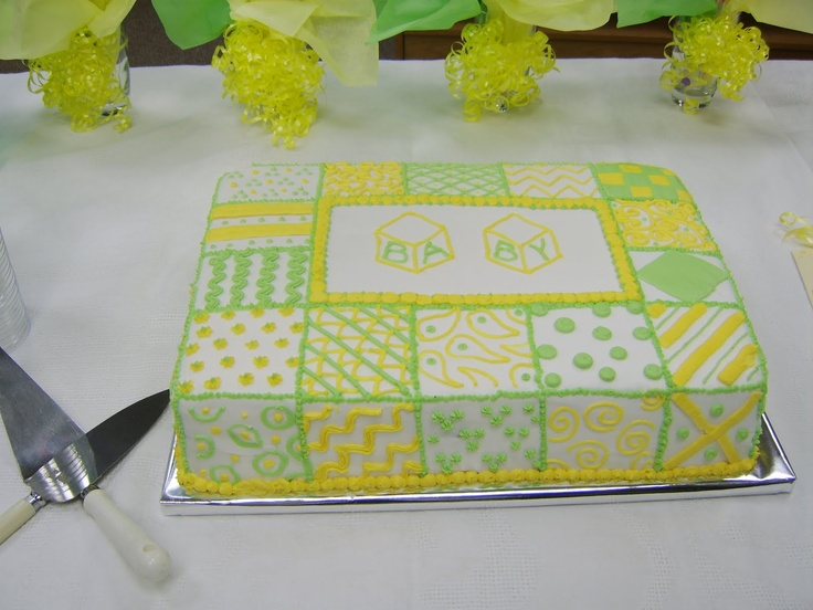 another quilt cake