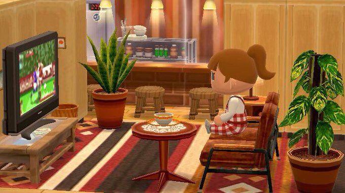 Tomoko Landscape771609 Twitter ハッピーホームデザイナー どうぶつの森 どうぶつの森マイデザイン