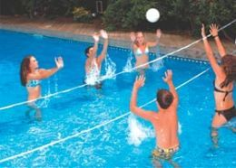 Swimming Pool Accessories - Pool Design Options