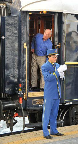 Venice Simplon Orient Express quick stop