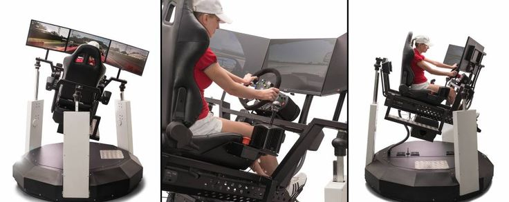 Simulátor, který zvládne i přetížení... http://www.impresio.eu/zazitek/zavodni-simulator-praha