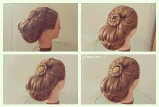 Beautiful hairstyle Ankahairstyle