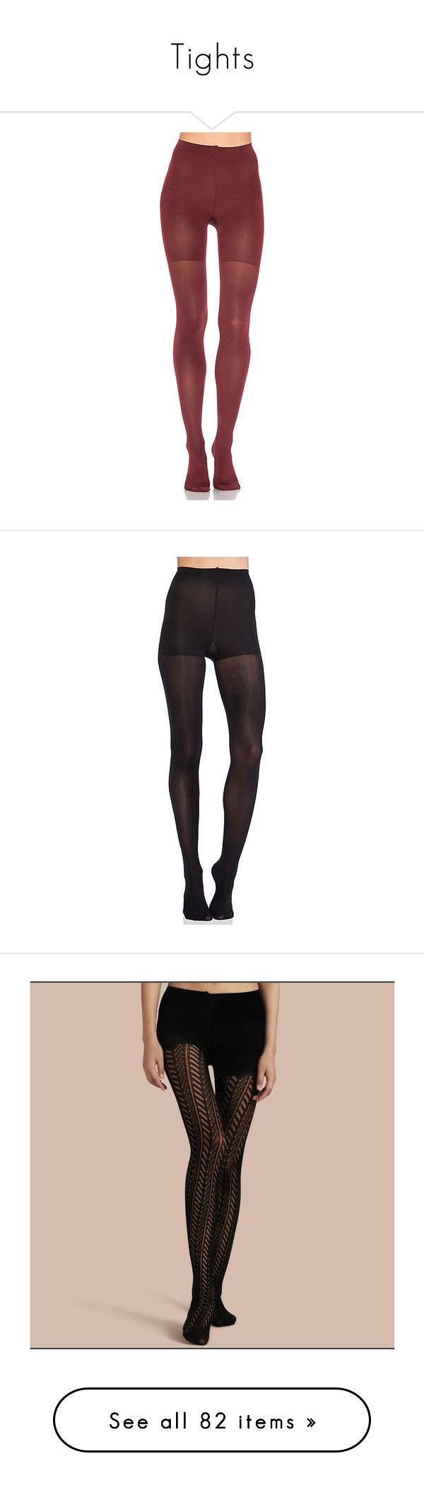 """""""Tights"""" by kingdomofmercia ❤ liked on Polyvore featuring intimates, hosiery, tights, socks/tights, opaque stockings, spanx tights, spanx stockings, nylon hosiery, spanx pantyhose and elastic stocking"""