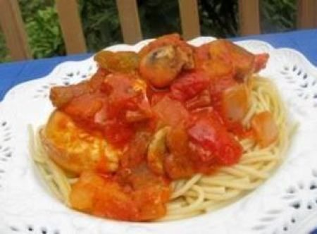 how to cook the perfect chicken cacciatore