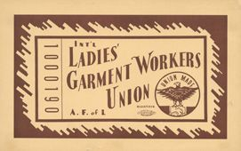 """The ILGWU was formed on June 3, 1900, by eleven delegates representing local unions from the major garment centers in New York City, Philadelphia, Baltimore, and Newark. These local unions' memberships numbered about two thousand workers and were comprised primarily of Jewish immigrants, many of them socialist, who had recently arrived in the United States from Eastern Europe. Many had been active trade unionists before coming to America, and in some instances, had participated in or…"