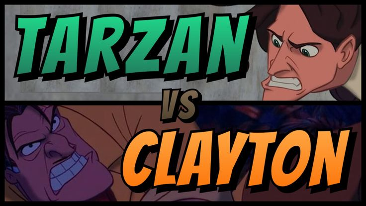 In ep. 10 of Disney Showdowns, the AniMoguls are feelin' the jungle beat as Phil Collins steps into the ring to face off against....hold on. Our bad.  In this episode, everyone's favourite loincloth-wearing, tree-skateboarding hero (Tarzan) face off against the sinister beefcake (Clayton).   #Tarzan #DisneyShowdowns #DisneyMovie #DisneyTarzan #DisneyVillains #Villains #MovieFights #DisneyTheory #DisneyTheories #JanePorter #Kerchak #Animation #TarzanMovie #Movies #YouTube #ILoveDisney #Disney