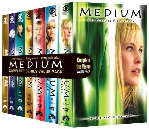 Medium: Complete Series Pack DVD ~ Patricia Arquette, http://smile.amazon.com/dp/B004V2S4L0/ref=cm_sw_r_pi_dp_TcxFtb0GBT44B