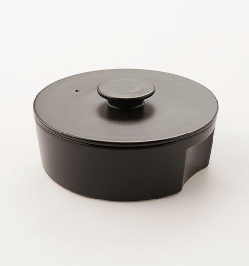 セラミック・ジャパン 土鍋 do-nabe ブラック