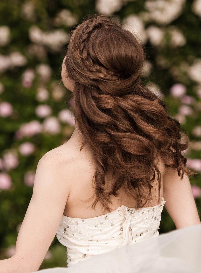 cool Эффектная стрижка на вьющиеся волосы средней длины (50 фото) — Как обуздать кудри?! Check more at https://dnevniq.com/strizhka-na-vyushhiesya-volosy-srednej-dliny-foto/