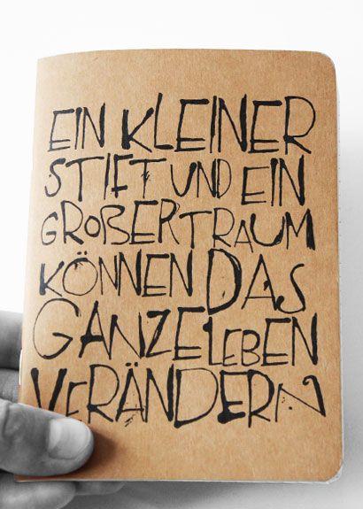 #lemonbooks #notizbuch #ideen Individualisierung, Nachhaltigkeit, Qualität, Natronkraftpapier
