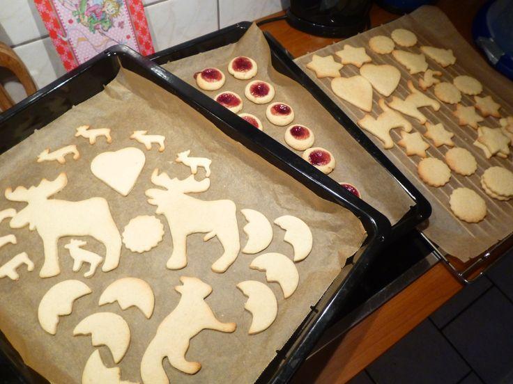 Marzipan Kekse, vegan