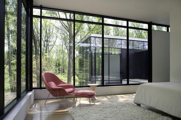 Black White Residence / David Jameson Architect