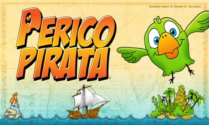 #BB10Games Perico Pirata : Game yang Mendidik buat Si Kecil