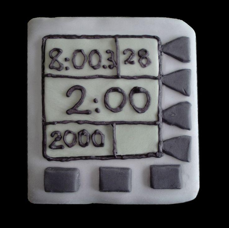 Sculling Cake