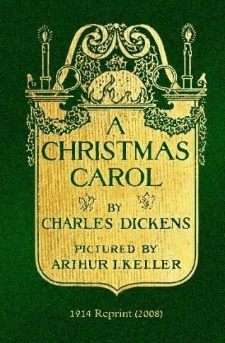 A Christmas Carol:     This tale was written in 1843 by British author Charles Dickens. It is about a bitter miser who learns the true meaning of Christmas.    ~ Click on the image to purchase this book from amazon.com.