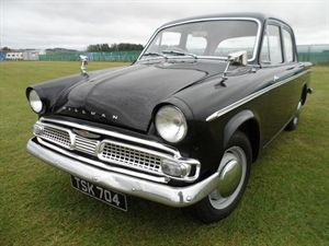 1961 Hillman Minx for sale - www.classiccarsforsale.co.uk