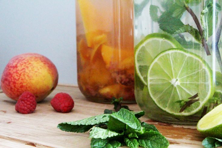 infused water COCKTAIL INSPIRED WATER | FASHION / BEAUTY / TRAVEL / FOOD + DRINK