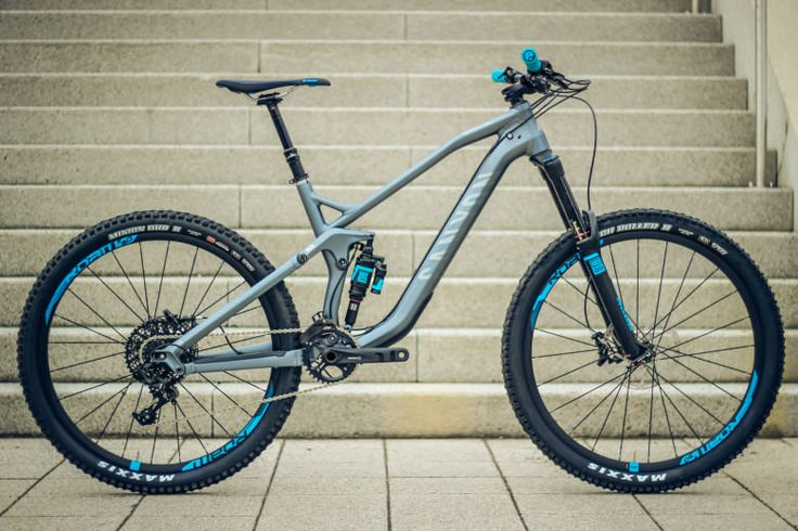 Here is a sneak peak of the new Canyon Strive with Shape Shifter technology.  Màu đẹp!