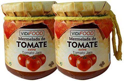 15,60€ - Mermelada Extra de Tomate 2 x 210 g VidiFood