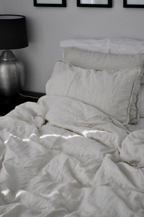 at home by rita   #ikea #åselelamp #beige #linen #h&mhome