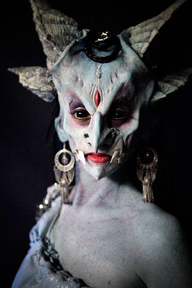 94 Best Face Off Makeup Images On Pinterest Sfx Makeup