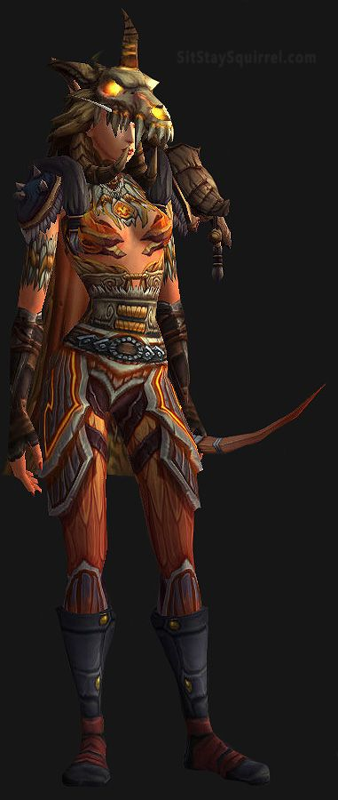 Female Blood Elf Hunter Transmog                                                                                                                                                                                 More