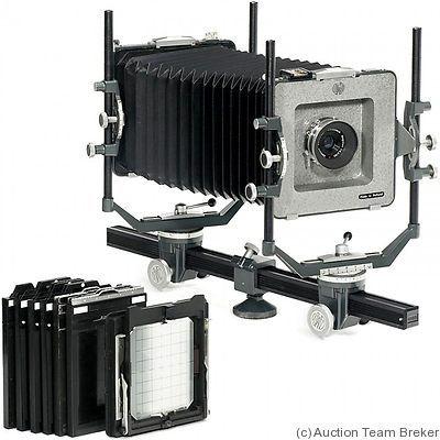 Cambo: Super Cambo 9x12 camera