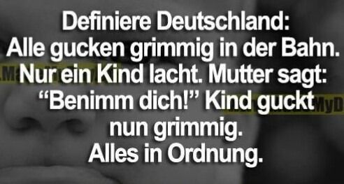 Reiches Land, arme Kinder.
