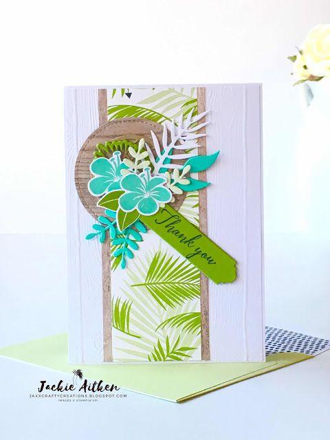 Сделать, тропические открытки на день рождения своими руками