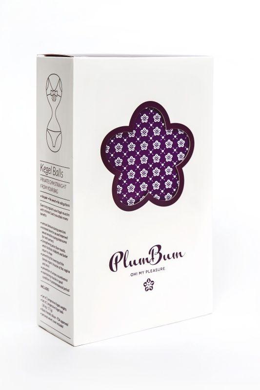 KULKI KEGLA marki PlumBum w kolorze fioletowym