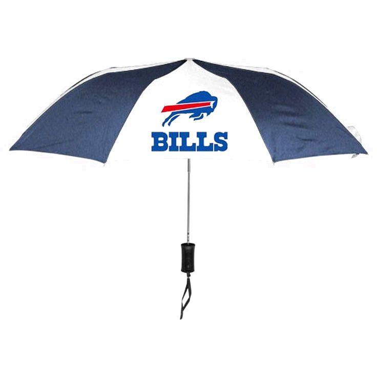 "Buffalo Bills WinCraft 42"" Folding Umbrella - $15.99"