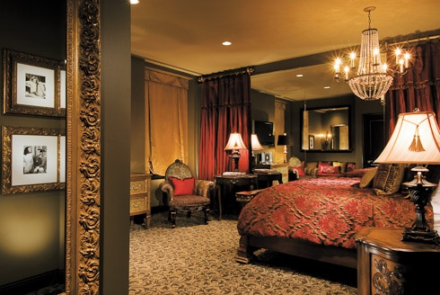 Hotel Zaza Houston Concept Suite An Affair To Remember
