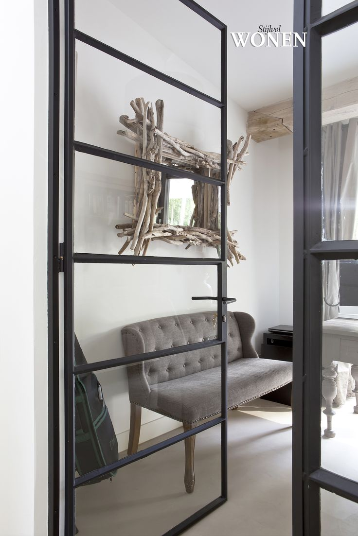 Meer dan 1000 ideeën over metalen deuren op pinterest   stalen ...
