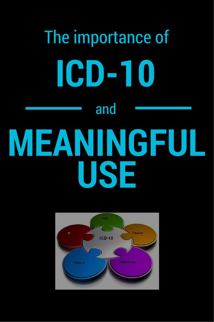 100 tips for icd 10 pcs coding - How Important Is Icd 10 And Meaningful Use Check Out The Blog Post From