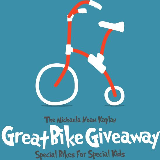 Children with special needs can enter for a chance to win a Mobo Cruiser through the Great Bike Giveaway!  Contest starts March 3, 2014
