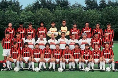 "AC Milan - 1992/93 - ""The Invincibles"""