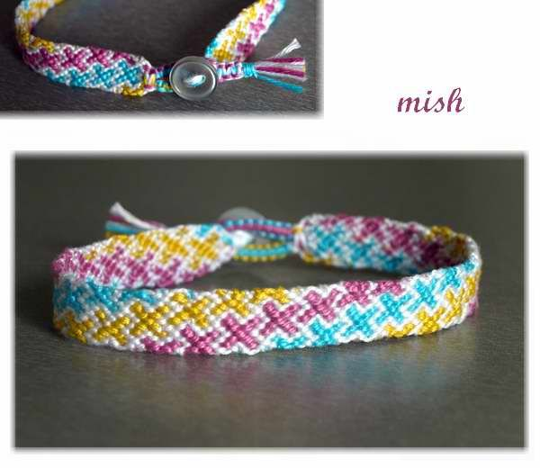 Photo of #20212 by mish - friendship-bracelets.net