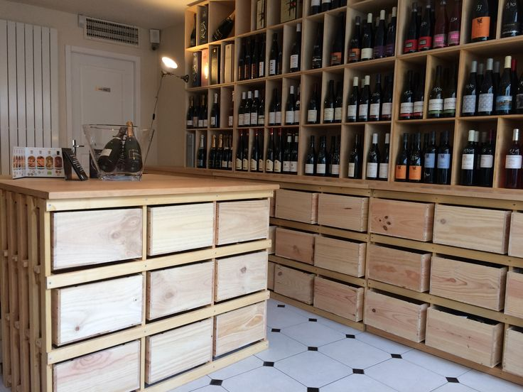 25 best images about armoire vin casier m tallique for Meuble bar avec cave a vin