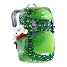 Deuter Schmusebär rugzak junior emerald
