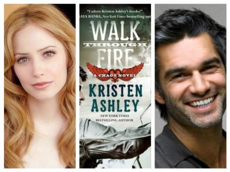millie and high............... Walk Through Fire (Chaos 4) by Kristen Ashley