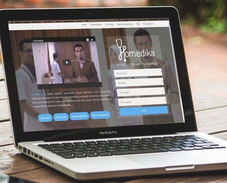 Homedika.com inovasi baru dari Indonesia Medika, pimpinan dr. Gamal Albinsaid. Inovasi baru ini, menjadikan Anda tidak perlu lagi ke rumah sakit untuk dapatkan perawatan