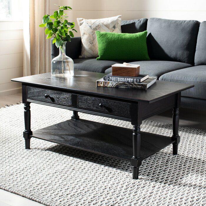 Boris Coffee Table With Storage Reviews Joss Main Coffee Table Solid Wood Coffee Table Coffee Table With Storage