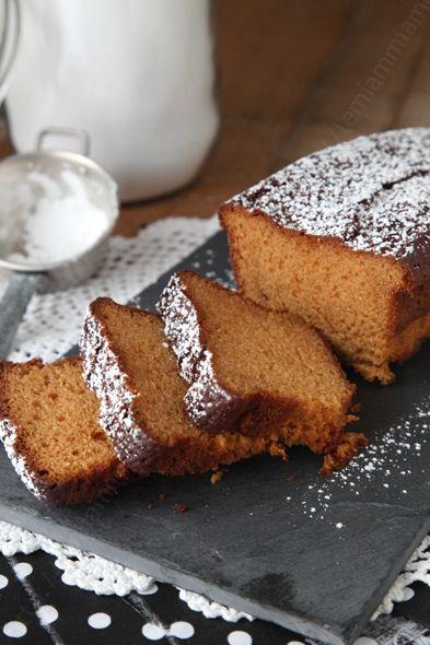 recette cake au caramel ultra moelleux 003 LE MIAM MIAM BLOG