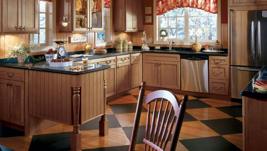 Thomasville Cabinets Maple Cabinets Pictures